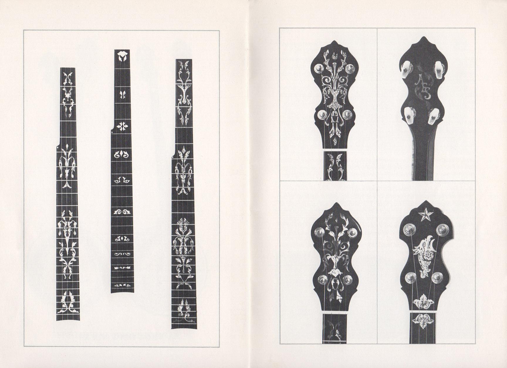 A E Smith Banjo Company Catalog page 7